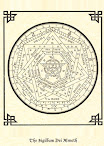 Sigillum Dei Aemeth Or Seal Of The Truth Of God English Version